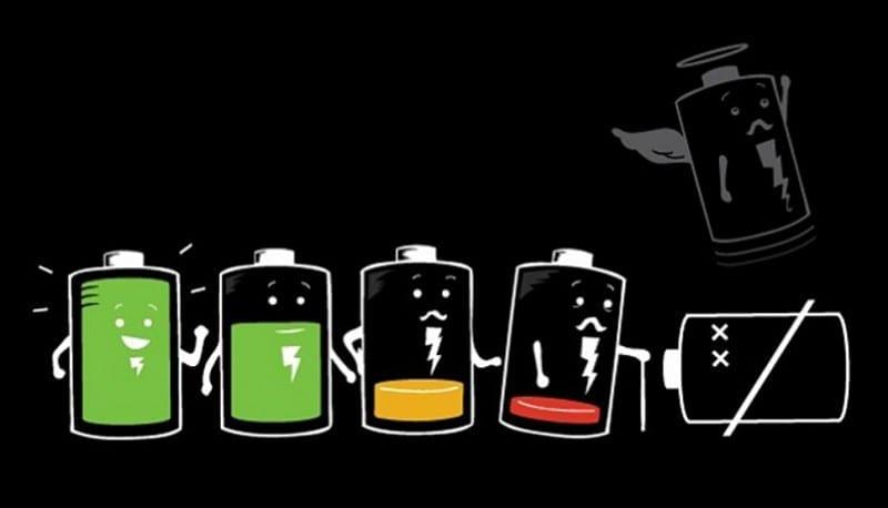 Consejos para cuidar una batería de ión litio