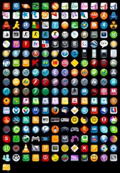 Las mejores páginas con iconos gratis