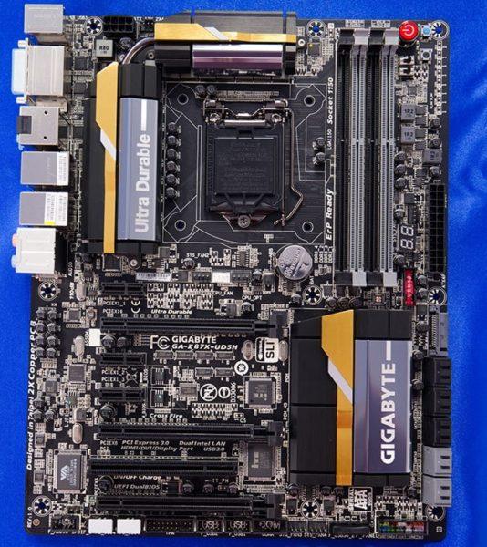 Qué es la placa base de un ordenador