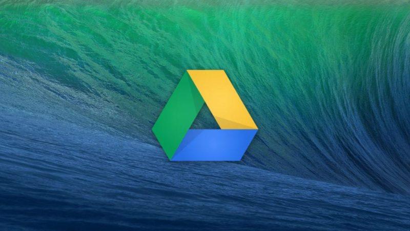 El almacenamiento en la nube con Google Drive