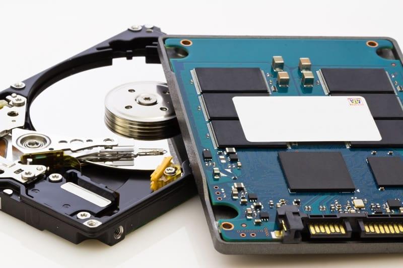 Principales diferencias entre discos duros y discos SSD