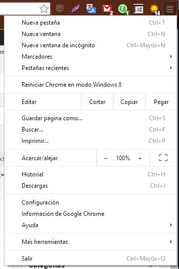 Cómo cambiar la página de inicio en su navegador Web b