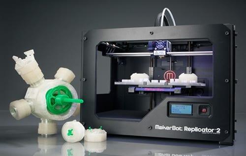 Características de las mejores impresoras 3D b