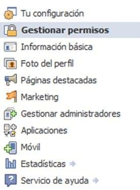 Cómo eliminar una página de Facebook b