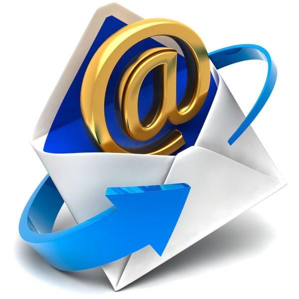 Crear un correo electrónico