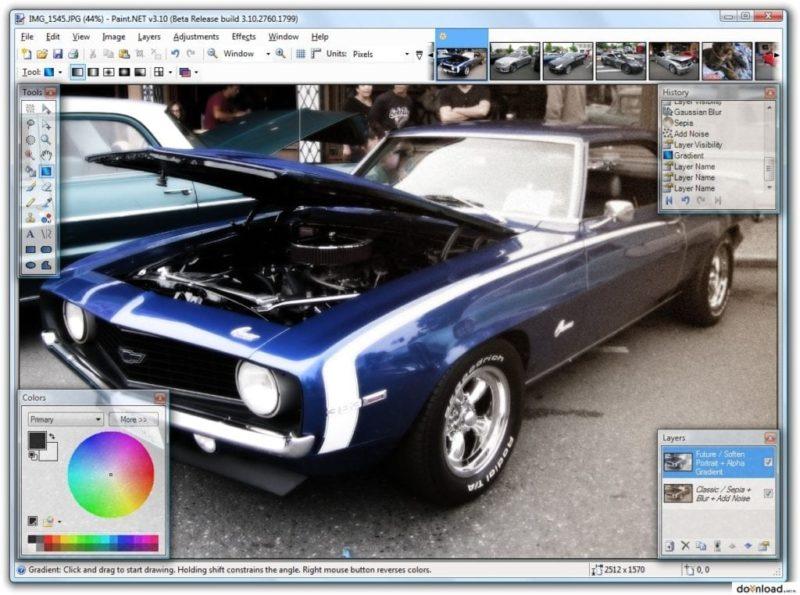 Los mejores programas gratuitos para editar imágenes c
