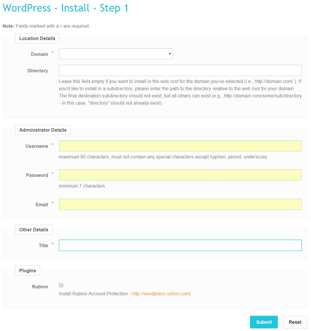 Cómo subir WordPress.org a un hosting k
