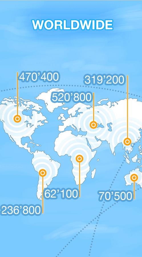 WiFi Map Pro – Contraseñas