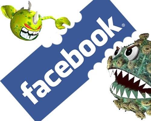 Cómo evitar los virus de Facebook b