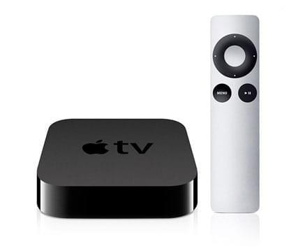 Apple TV para ver el iPad en tu televisor