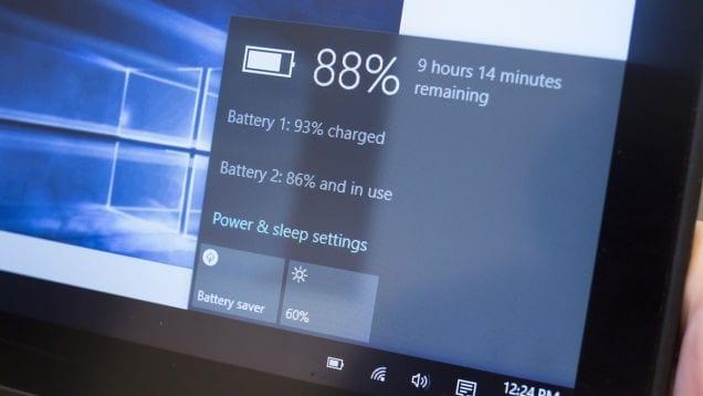 Cómo configurar el consumo en Windows 10