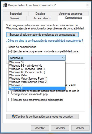 Cómo ejecutar programas antiguos en Windows 10