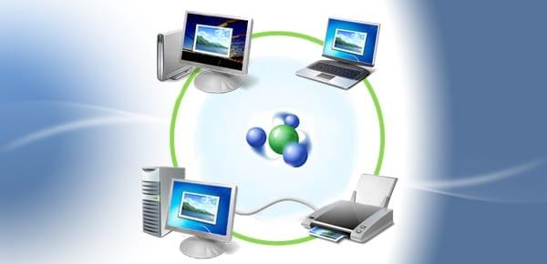 Crear un grupo en el hogar con Windows 10