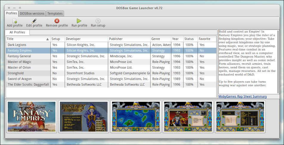 Jugar a juegos desarrollados para MS-DOS en un PC nuevo e