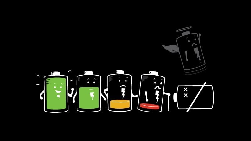 Las aplicaciones que consumen más batería y datos b