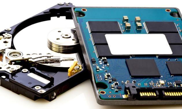 Discos HDD y SSD cerca de llegar a la paridad de precios b