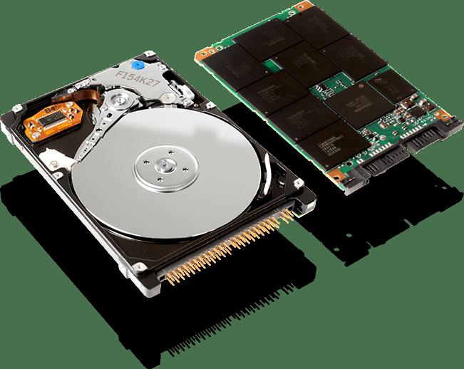 Discos HDD y SSD cerca de llegar a la paridad de precios