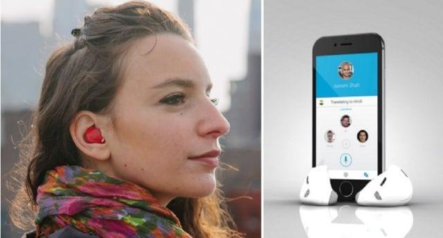 Waverley Labs crea un auricular que traduce idiomas en tiempo real b