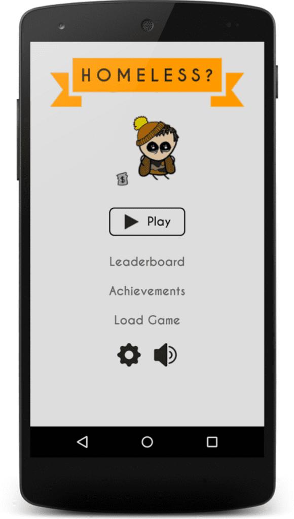 Homeless, un juego de estrategia original para Android
