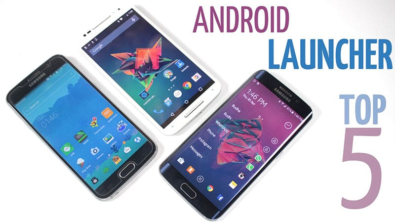 Los mejores launcher para Android