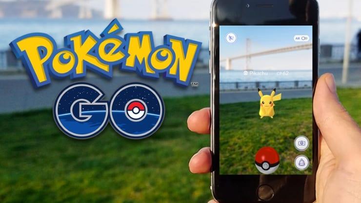Nuevos gimnasios en Pokémon GO