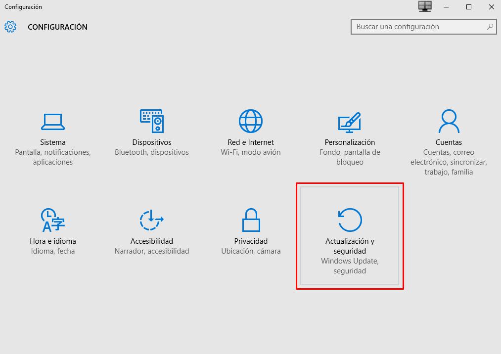Reiniciar Windows 10 en modo a prueba de fallos