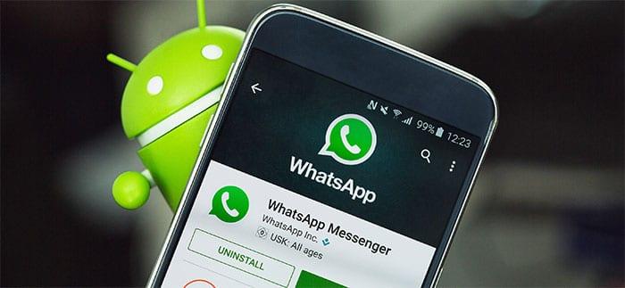 Cambiar diccionario de WhatsApp