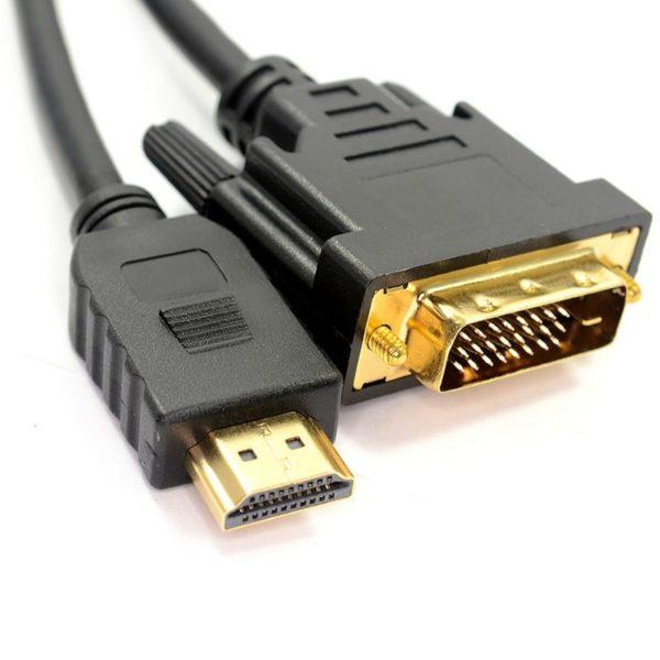 DVI a HDMI