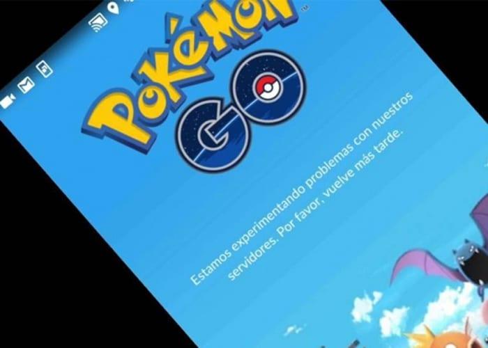 Pokémon GO baneado