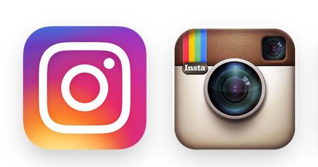 Texto a imagen de Instagram