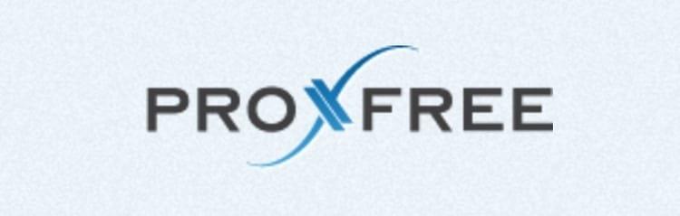 ProxFree proxy gratis online