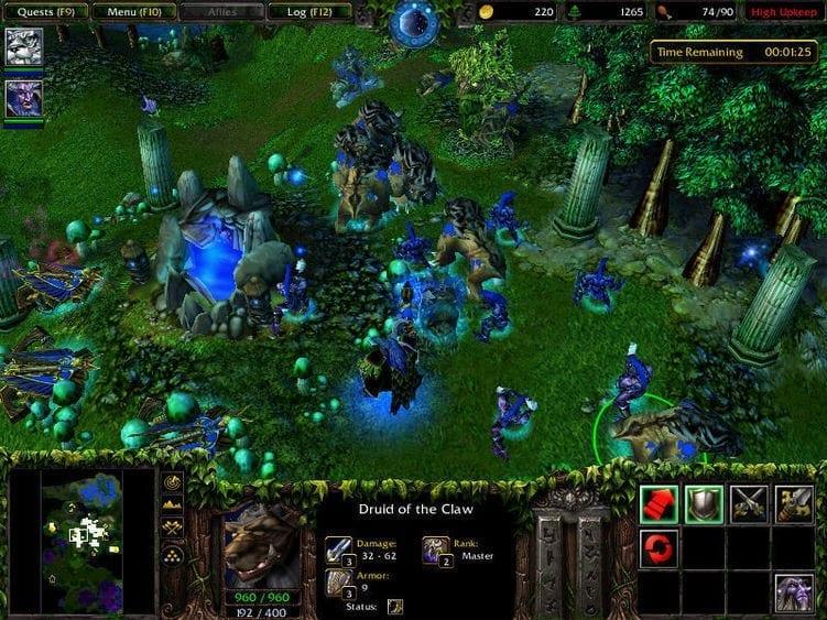 Warcraft 4: lanzamiento y noticias