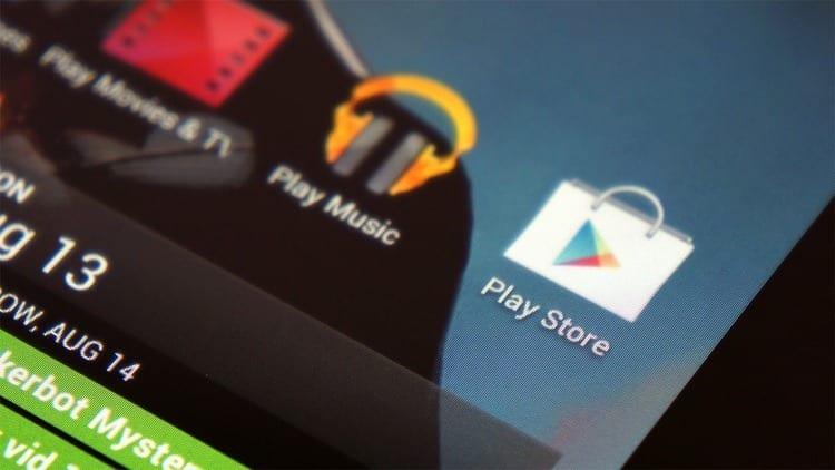 Solución al error de Google Play Store