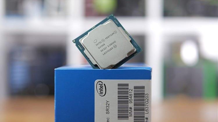 Pentium G4560 procesador barato y potente