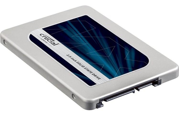 Partes de una computadora: disco SSD