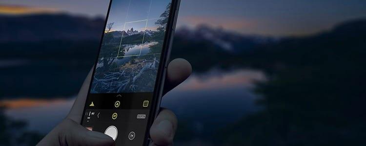 Fotografía en iPhone X