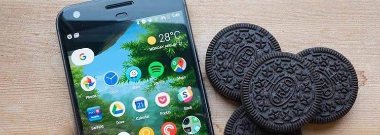 Actualizar a Android Oreo
