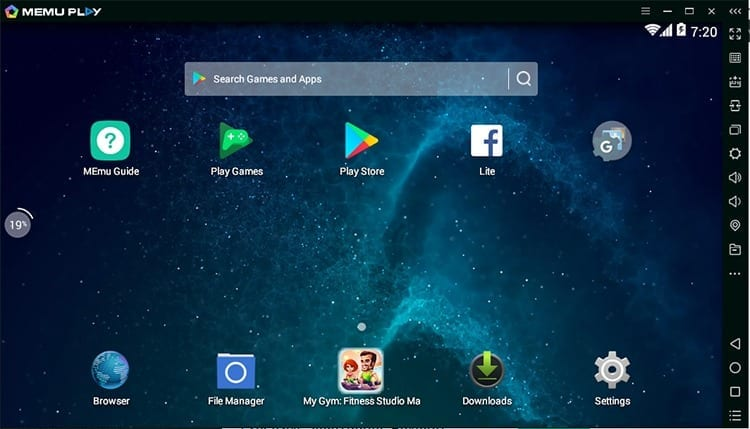 Emulador Android PC MEmu