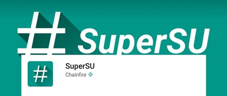 Aplicación SuperSU