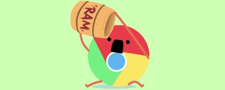 Trucos para que Chrome consuma menos recursos