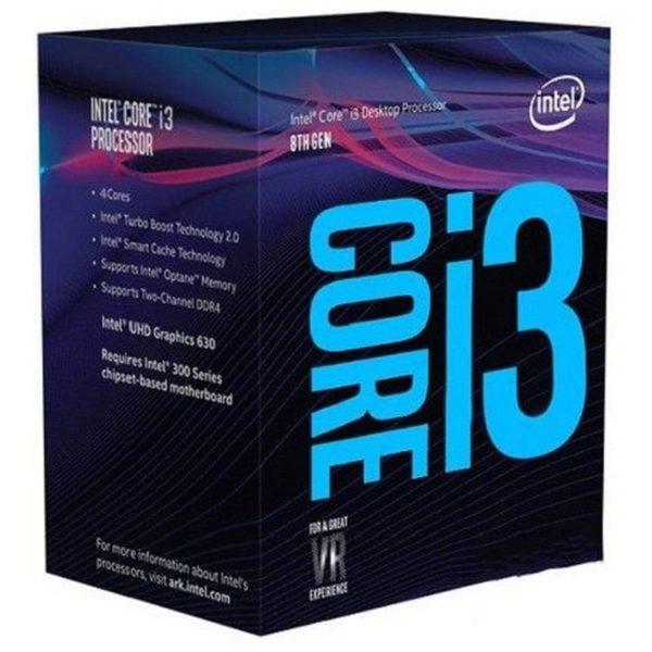 Core i3-8100