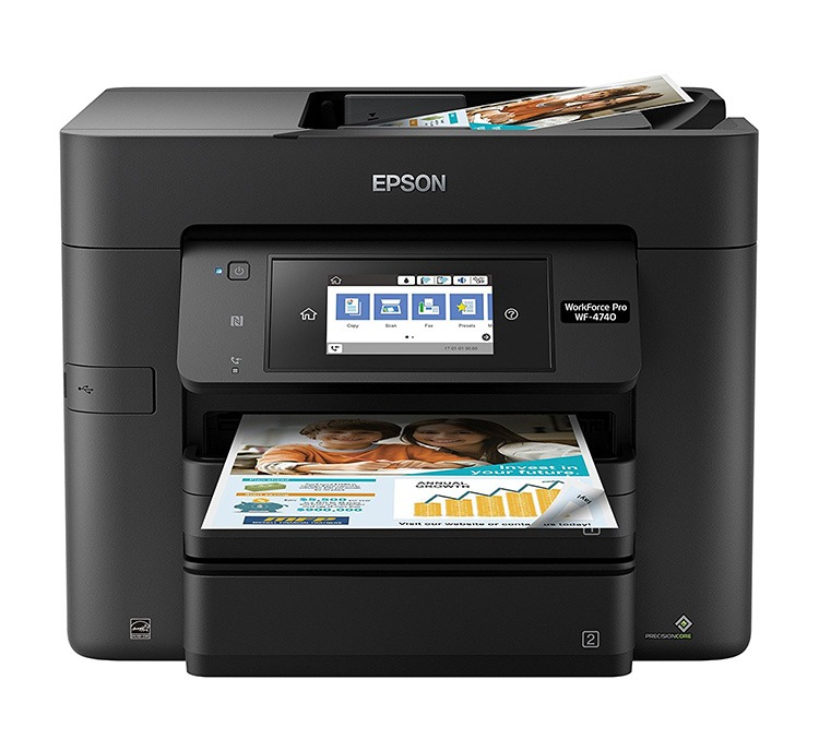 Epson WorkForce Pro WF-4740 DTWF