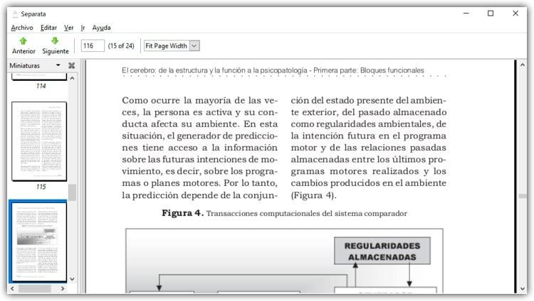 Evince PDF