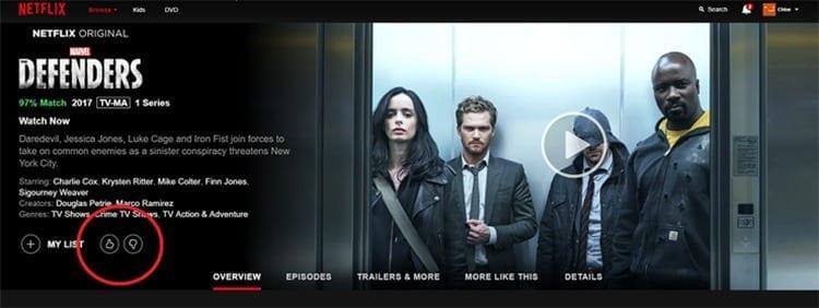 Mejores recomendaciones Netflix