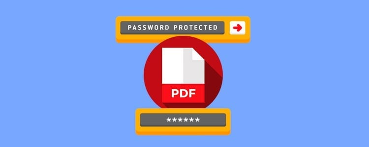 Eliminar contraseña de un archivo PDF
