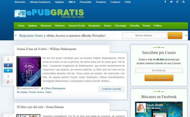 ePub Gratis