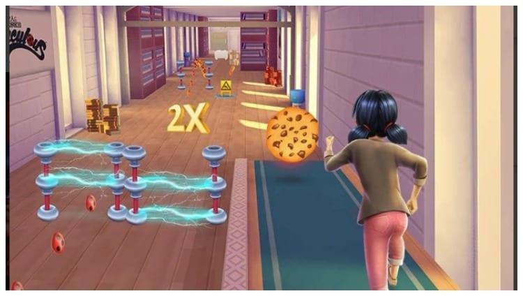 Miraculous Ladybug y Cat Noir - El juego oficial