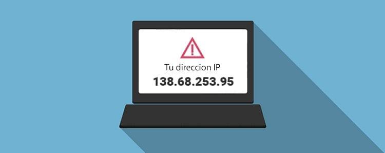 Saber tu dirección IP