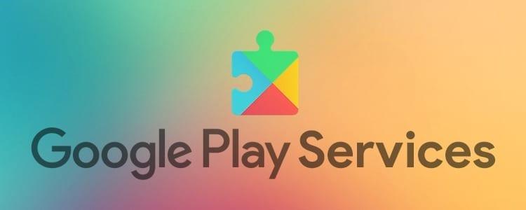 Se ha detenido la app servicios de Google Play