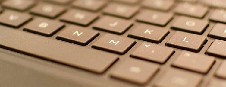 Acentos en el teclado
